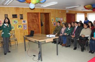 """Jardín Infantil """"Sietecolores"""" celebró primer cumpleaños resaltando logros de la gestión"""