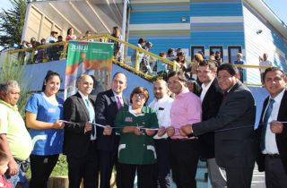 JUNJI inauguró el jardín más apartado de la provincia del Ranco