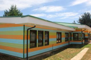 Nuevo jardín infantil de Folleco abre sus puertas a la comunidad