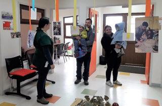 """Jardín infantil """"Pequeños Abracitos"""" relevó Día Internacional de la Familia"""