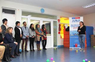 Renovando fuerzas para luchar por la inclusión Senadis y JUNJI relanzan convenio