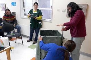 """Conmemoran """"Día Internacional del Medio Ambiente"""" con taller de compostaje"""