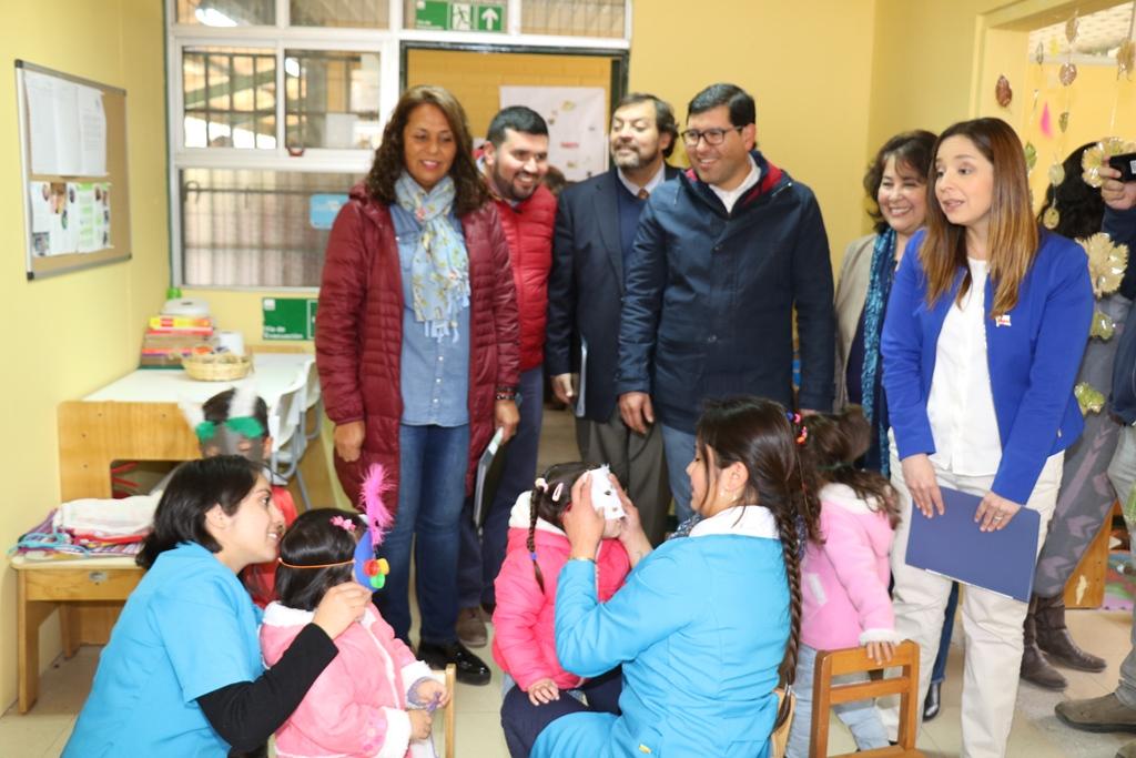 Gracias a un programa que lleva adelante la JUNJI Coquimbo, parvularios de seis establecimientos realizan diversas actividades para rescatar la identidad local, especialmente, en los sectores más apartados del territorio.