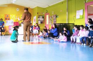 """Jardín Infantil """"Campanita"""" de Valdivia celebró """"Semana de la Educación Parvularia"""""""