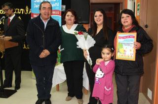 """""""Angelitos del Valle"""" es el nuevo nombre de jardín infantil de sector Padre Mamerto"""